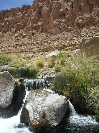 Termas Banos de Puritama : L'un des bassins des thermes de Puritama