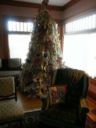 Christmas at The Napa Inn