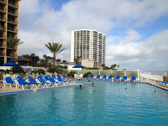 Acapulco Hotel & Resort: Piscine de l'hôtel.