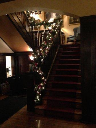Belvedere Inn & Restaurant: Winter Dream