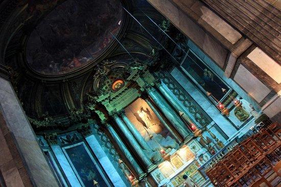 Eglise Saint-Sulpice: Lady Chapel at St. Sulpice