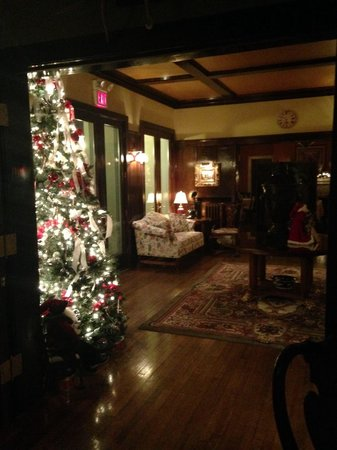 Belvedere Inn & Restaurant: Winter Dream