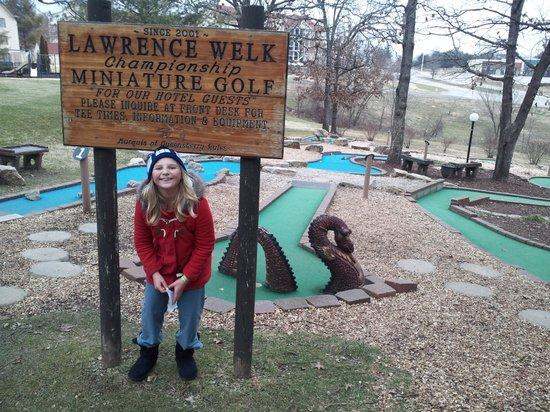 Welk Resort Branson: Mini Golf