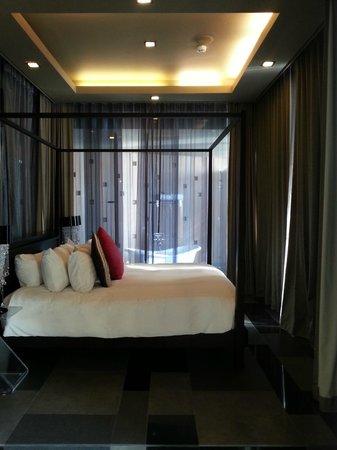 Impiana Private Villas Kata Noi: Super comfy bed