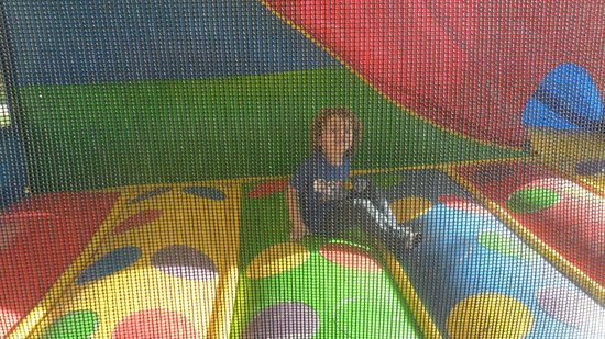 Star Island Resort and Club: Bounce house