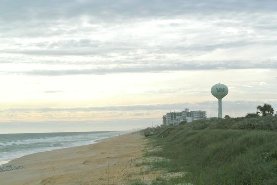 Gamble Rogers Memorial State Recreation Area : water tower