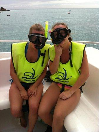 Mirabella Happy Sailing : snorkeling gear