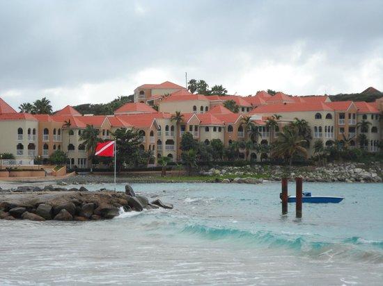 Divi Little Bay Beach Resort: Nice place