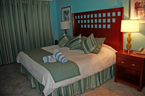 Oyster Bay Beach Resort: Bedroom