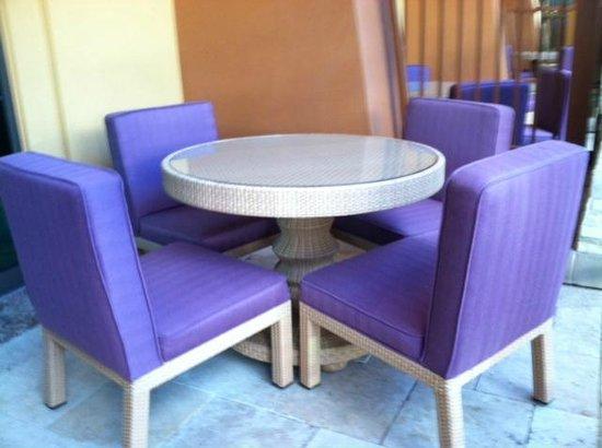 Vee Quiva Hotel U0026 Casino: Comfortable Patio Furniture