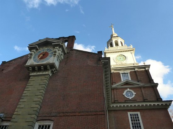 Independence Hall : .