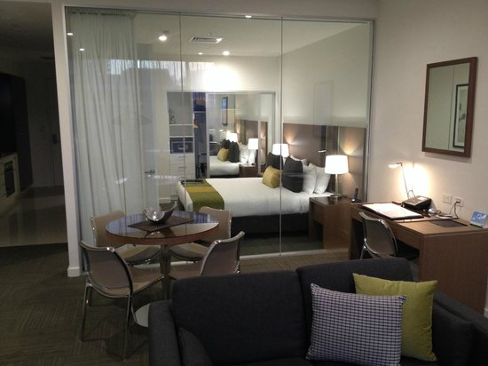 Quest On Franklin: 1 bedroom apartment