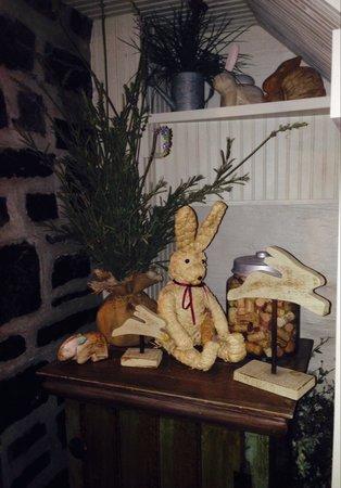 Le Lapin Sauté: Cozy cozy spot