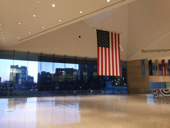 National Constitution Center: American flag