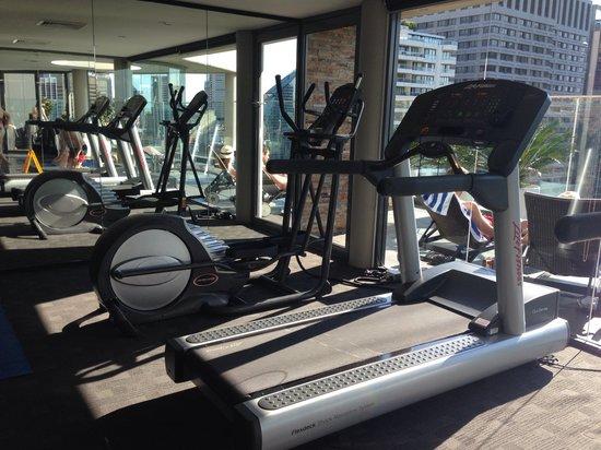 Pullman Sydney Hyde Park: Gym