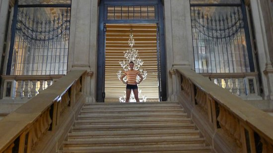 Ca' Sagredo Hotel: hallway