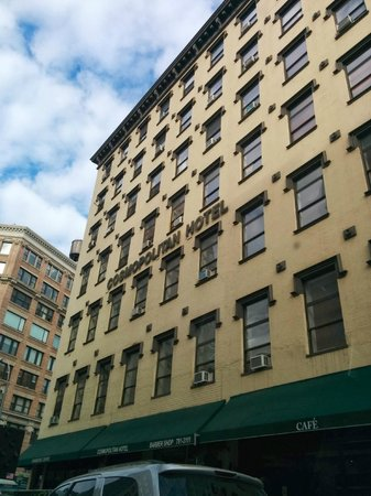 Cosmopolitan Hotel - Tribeca: Cosmopolitan Hotel Tribeca, Chambers St View