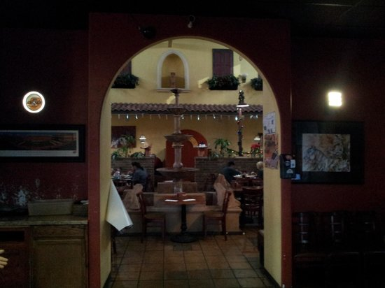 Palomino S Mexican Restaurant Entrance Interior