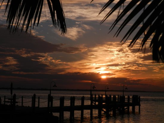 Sanibel Harbour Marriott Resort & Spa: Sunset in Paradise