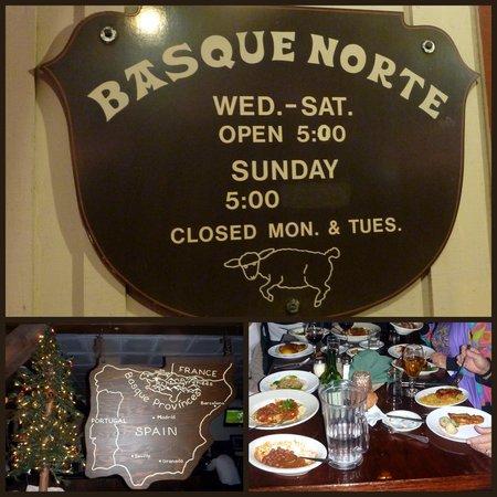 Basque Norte Restaurant