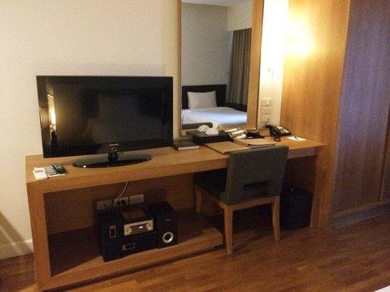 Kantary Hotel, Ayutthaya: Studio suite