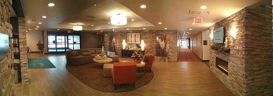 Homewood Suites by Hilton DuBois : Lobby