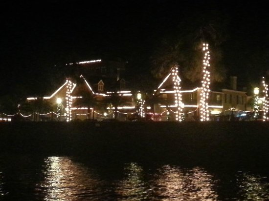 Jax Water Tours : St Augustine Nights of Lights