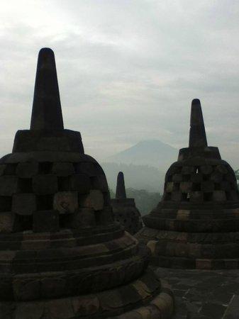 MesaStila Resort and Spa: Borubudour Temple