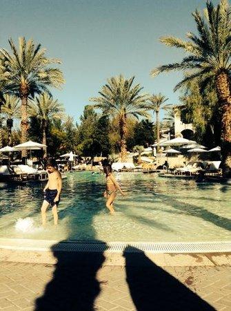 Fairmont Scottsdale Princess : kiddy pool fun!