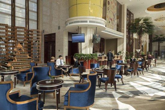 Argyle Grand Hotel Liupanshui: Darling Harbour Lobby Bar