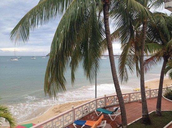 St. Lucian by Rex Resorts: pretty beach