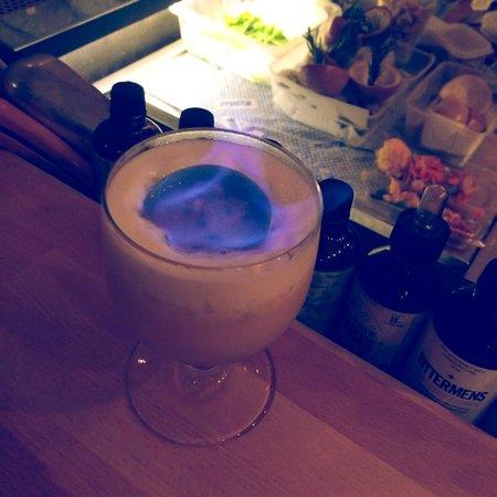 Bar Stories: Flames