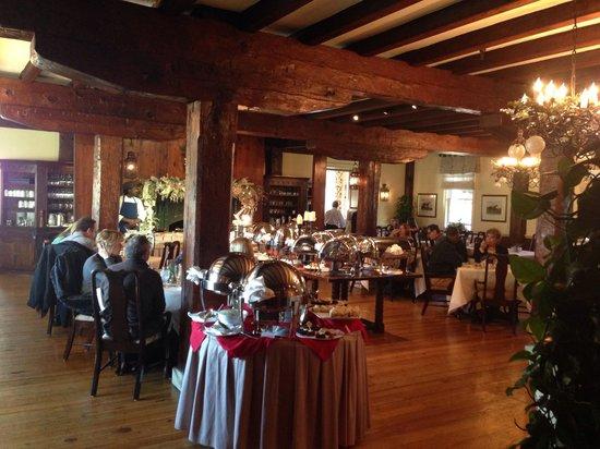 Old Mill Room: Boar's Head Charlottesville