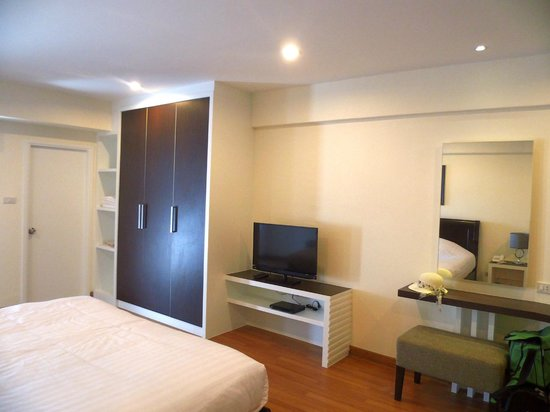 Nanatai Mansion : Zimmer 7.Etage Nr.709 super sauber