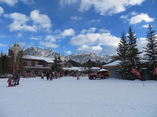 Nakiska Picture Of Nakiska Ski Resort Kananaskis