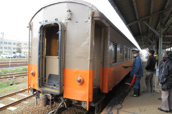 Tsugaru Railways: ストーブ列車