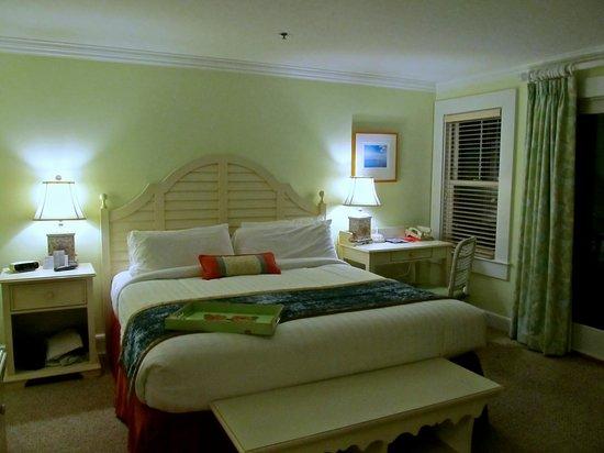Mansion House : Harbor View Suite