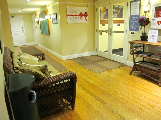 Mansion House : Health Club