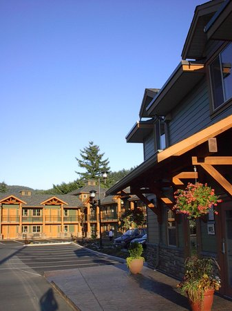 Vedder River Inn: Lovely Location