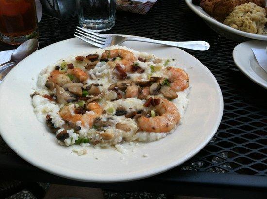 Hominy Grill: Shrimp & Grits