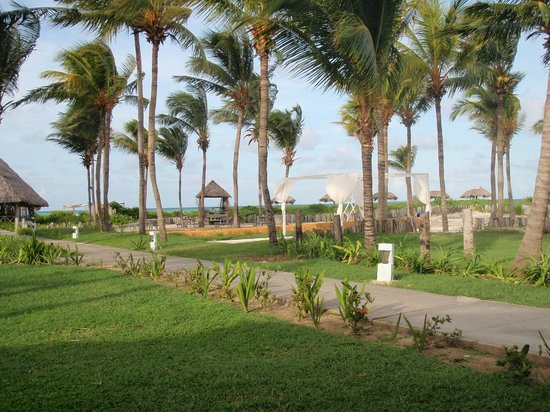 Sol Cayo Guillermo: View from my patio.