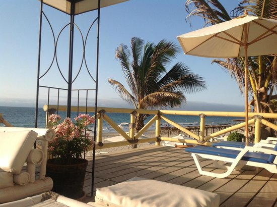 Claro de Luna Hotel: Mirador