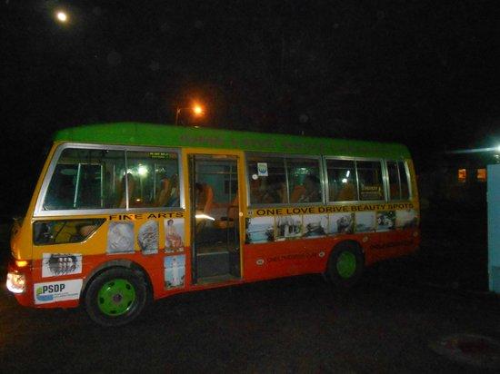 One Love Bus Bar Crawl: One Love Bus
