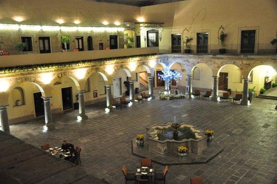Quinta Real Puebla : Excelente Hotel... Una estancia de maravilla