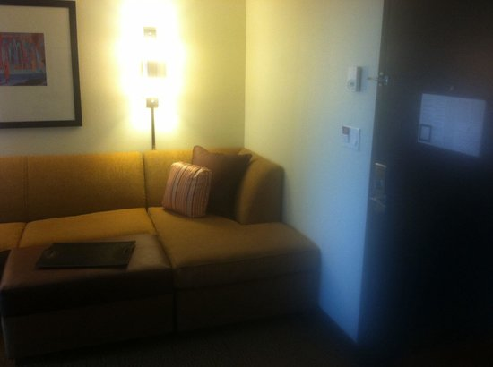 Hyatt Place Houston/Sugar Land: Couch