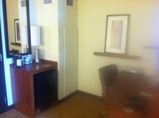 Hyatt Place Houston/Sugar Land: Fridge