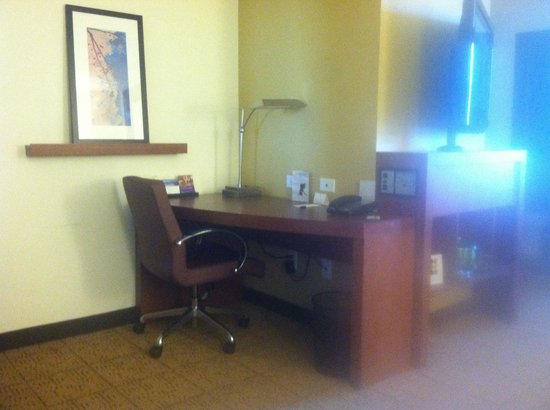 Hyatt Place Houston/Sugar Land: Desk