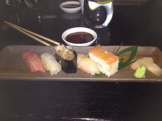 Nobu West Hollywood: more traditional fare