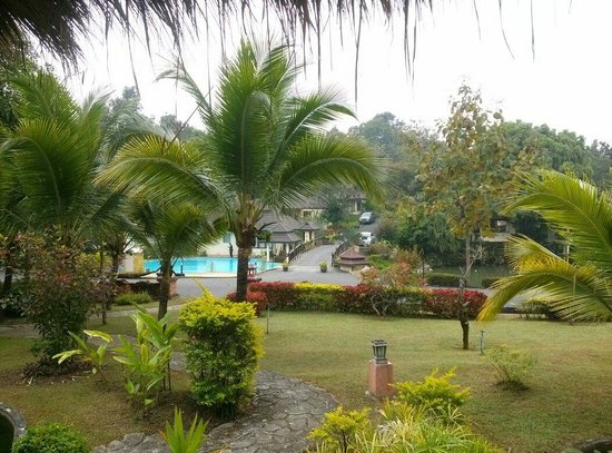 Suansawan Resort Chiang Mai: Garden