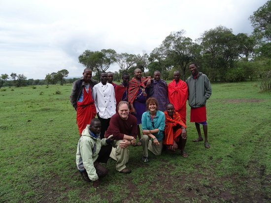 Duma Camp Maasai Mara: The great staff